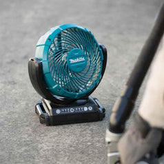 Makita Makita CF101DZ 12V MAX Cordless Jobsite Fan (Skin Only)