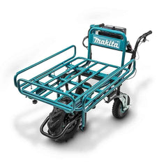 Makita Makita DCU180ZF 36V (18Vx2) Cordless Brushless Pipe-Frame Wheelbarrow (Skin Only)