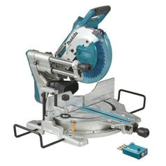 "Makita Makita DLS111ZU 36V (18Vx2) 260mm (10-1/4"") AWS Cordless Brushless Slide Compound Saw with Wireless Unit (Skin Only)"