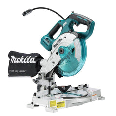 "Makita Makita DLS600Z 18V 165mm (6-1/2"") Compact Cordless Brushless Mitre Saw (Skin Only)"
