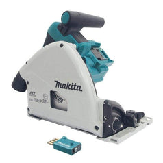 "Makita Makita DSP601ZJU 36V (18V x 2) 165mm (6-1/2"") AWS Cordless Brushless Plunge Circular Saw (Skin Only)"