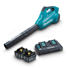 Makita Makita DUB362PT2 36V (18Vx2) 5.0Ah Cordless Brushless Turbo Blower Kit