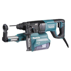 Makita Makita HR2661 26mm 800W Corded Anti-Vibration D-Handle SDS Plus Rotary Hammer Drill