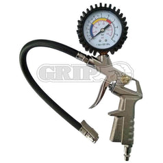 Metaltech Metaltech 10880 Tyre Inflator with Dial