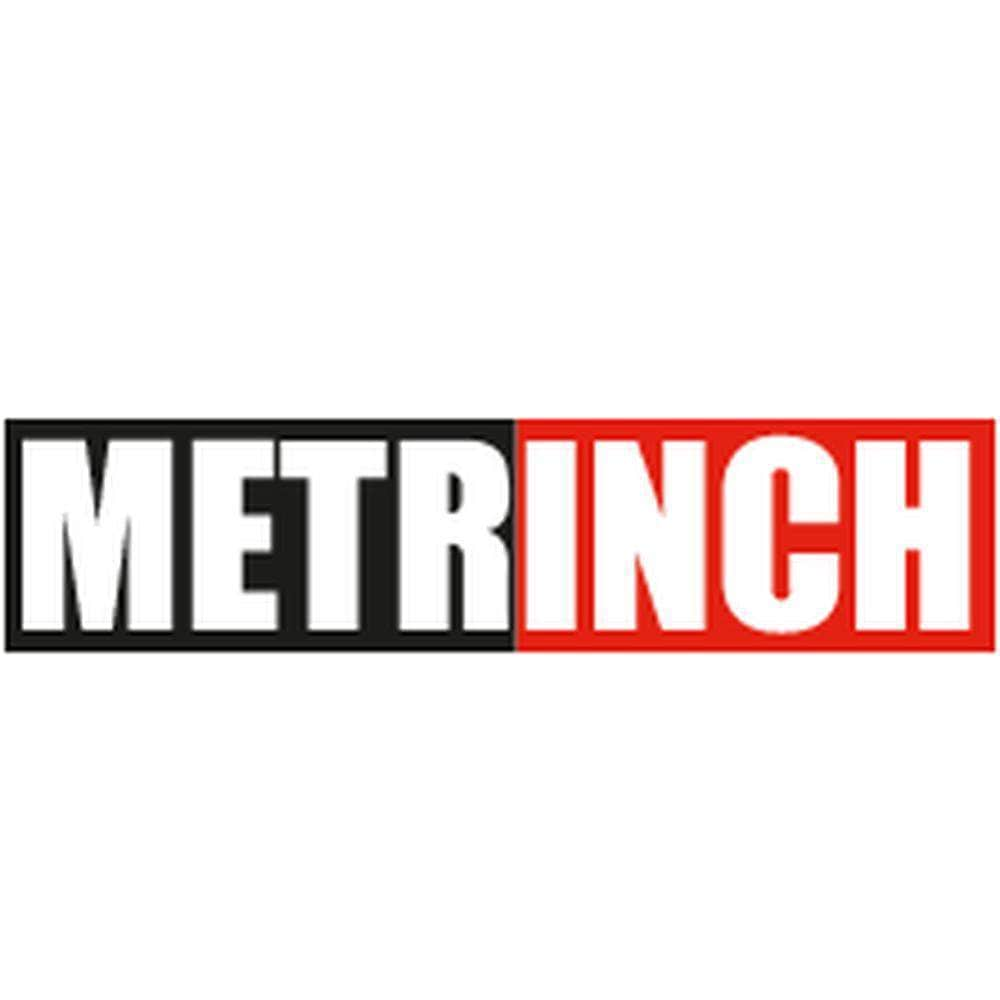 "Metrinch Metrinch MET-1391 75mm 3/8"" Square Drive Standard Extension Bar"