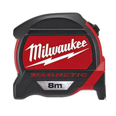 Milwaukee Milwaukee 48227608 Magnetic 8m Tape Measure