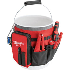 Milwaukee Milwaukee 48228175 Jobsite Tool Bag Bucket Organiser