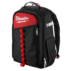 Milwaukee Milwaukee 48228202 22 Pocket Low Profile Jobsite Tool Backpack