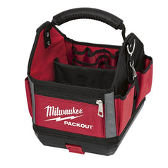 "Milwaukee Milwaukee 48228310 254mm (10"") PACKOUT Jobsite Tool Storage Tote"
