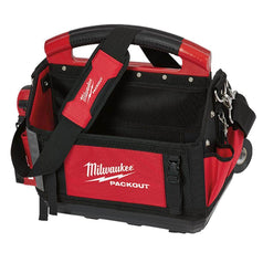 "Milwaukee Milwaukee 48228315 380mm (15"") PACKOUT Jobsite Tool Storage Tote"