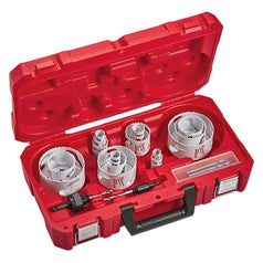 Milwaukee Milwaukee 49224035 19 Piece Hole Dozer Cobalt Bi-Metal Hole Saw Set