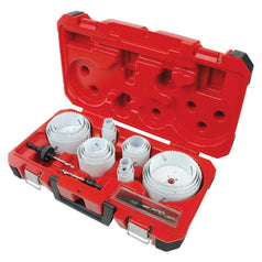 Milwaukee Milwaukee 49224185 28 Piece Hole Dozer Cobalt Bi-Metal Hole Saw Set
