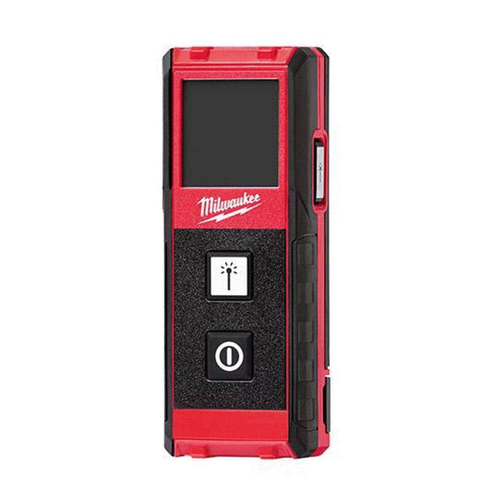 Milwaukee Milwaukee 4933459276 30m Laser Distance Measurer with Pouch