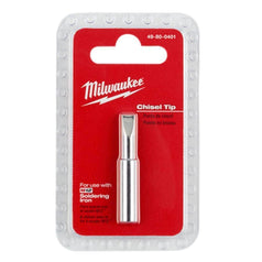 Milwaukee Milwaukee 49800401 M12 Soldering Iron Chisel Tip