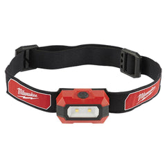 Milwaukee Milwaukee HL-LED 300 Lumens Cordless Slim Helment LED Headlamp