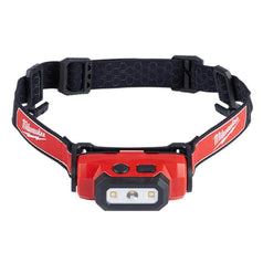 Milwaukee Milwaukee L4HL-201 475 Lumens Cordless USB Rechargeable Helmet Headlamp Kit