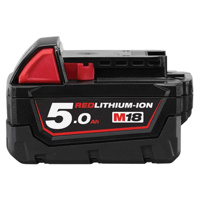 Milwaukee Milwaukee M18B5 18V 5.0AH REDLITHIUM-ION Cordless Battery