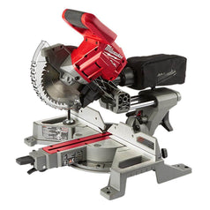 "Milwaukee Milwaukee M18FMS184-0 18V 184mm (7-1/4"") FUEL Cordless Slide Compound Mitre Saw (Skin Only)"