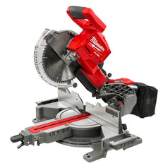 "Milwaukee Milwaukee M18FMS254-0 18V 254mm (10"") FUEL Cordless Slide Compound Mitre Saw (Skin Only)"