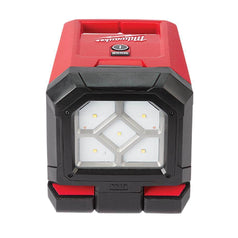 Milwaukee Milwaukee M18PAL-0 18V 1500 Lumens Cordless Pivoting LED Area Light (Skin Only)