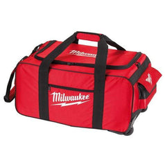 Milwaukee Milwaukee MILWB-M Medium Contractors Bag with Wheels