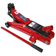 Pittsburgh Pittsburgh 1400KG (1.4T) Steel Hydraulic Trolley Floor Jack