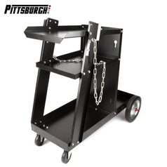 Pittsburgh Pittsburgh PB85167 3-Tier Deluxe Welding Trolley