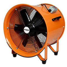 "Pittsburgh Pittsburgh PVF400 400mm (16"") 1100w Portable Ventilation Blower Fan"
