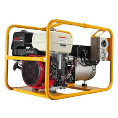 Powerlite Powerlite PH080E-3 Honda 8kVa 3-Phase Electric Start Petrol Generator