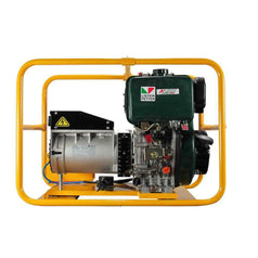 Powerlite Powerlite PLD070E Lister 7kVa Electric Start Diesel Generator