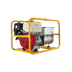 Powerlite Powerlite PWHE180AC Honda 7kVa Electric Start Petrol Welding Generator