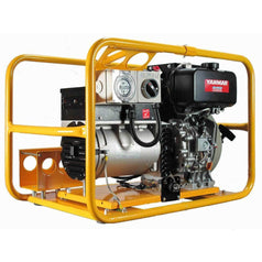 Powerlite Powerlite PYD050E-3 Yanmar 5kVa 3-Phase Electric Start Diesel Generator