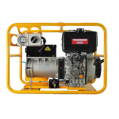 Powerlite Powerlite PYD070E-3 Yanmar 7kVa 3-Phase Electric Start Diesel Generator