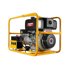 Powerlite Powerlite PYD070E Yanmar 7kVa Electric Start Diesel Generator