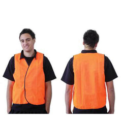 ProChoice ProChoice SVO2XL0NT 2XL Hi-Vis Orange Safety Vest