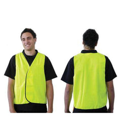 ProChoice ProChoice SVYM0NT Medium Hi-Vis Yellow Safety Vest