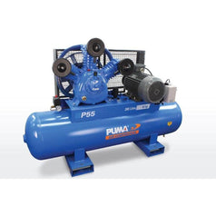Puma Puma P55 265L 10.0HP 7.5kW 415V 16.1Ah Belt Drive Air Compressor