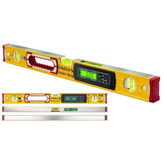 Stabila Stabila 17673 1220mm 3-Vial Electronic Spirit Level with Bag