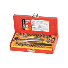 Supatool-S2026-25-Piece-Metric-SAE-1-4-Square-Drive-Socket-Set
