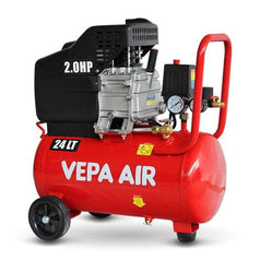 Vepa Vepa Air VADD15-24 2HP 24L Direct Drive Air Compressor