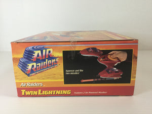 Air Raiders Twin Lightning