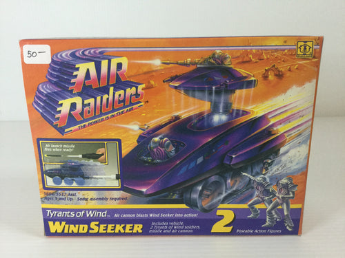 Air Raiders Wind Seeker