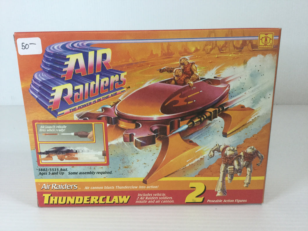 Air Raiders Thunderclaw