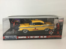 Load image into Gallery viewer, Deadpool & 1957 Chevy Bel Air