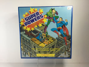Super Powers  The Justice League of America Skyscaper Caper