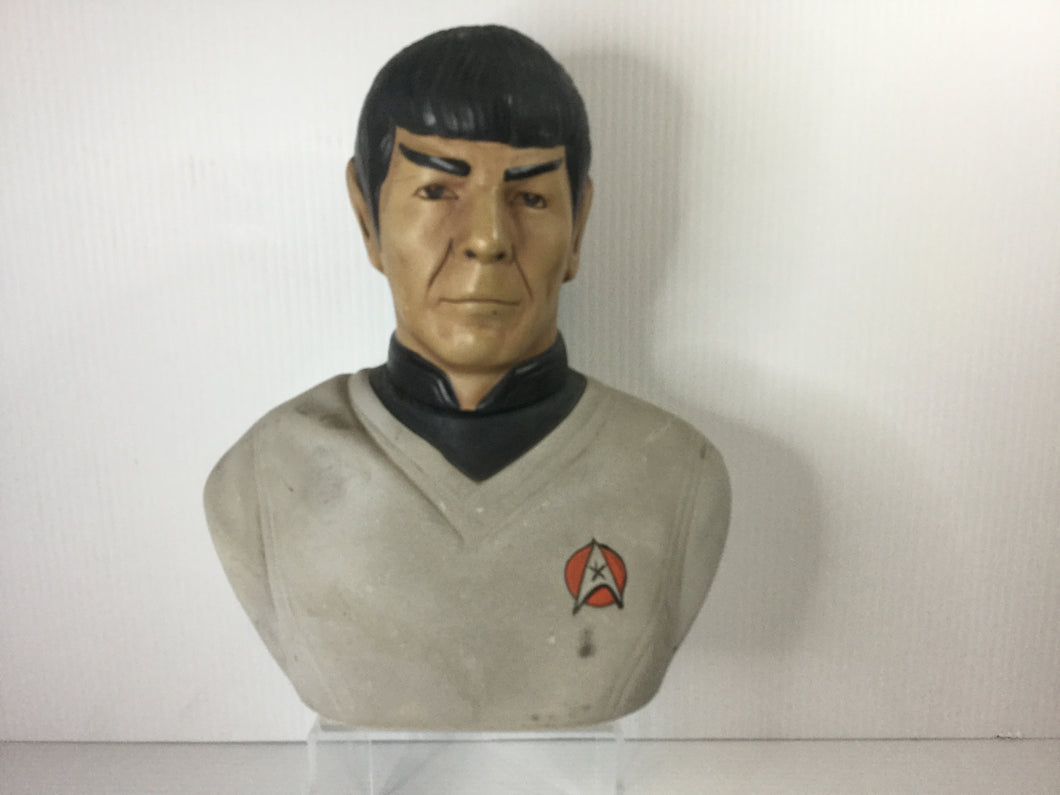 Mr. Spock Porcelain Decanter