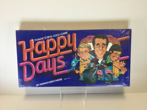 Happy Days   - Fonzie's Real Cool Game