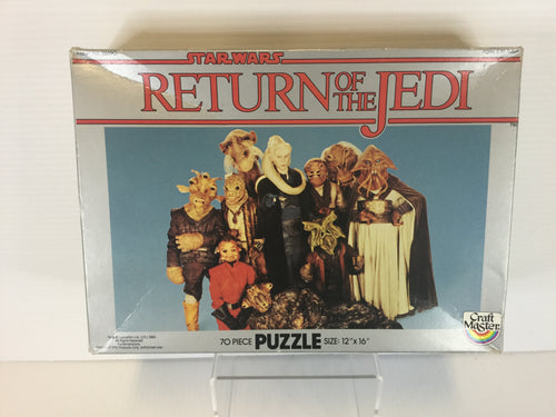 Return of the Jedi  70 piece puzzle