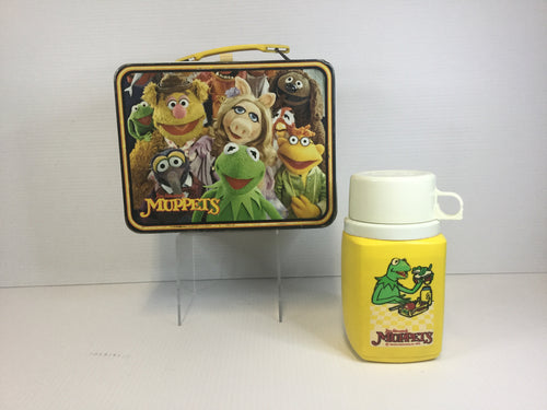 Jim Henson's Muppets lunch box