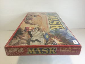 MASK Raid and Rescue Game